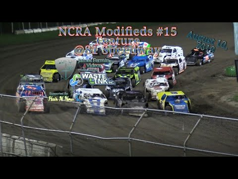 (NCRA) Modifieds #71, Feature, 81 Speedway, 08/10/19
