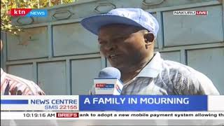 Somber mood in Nakuru after family loses 5 family members in the Ethiopian plane crash
