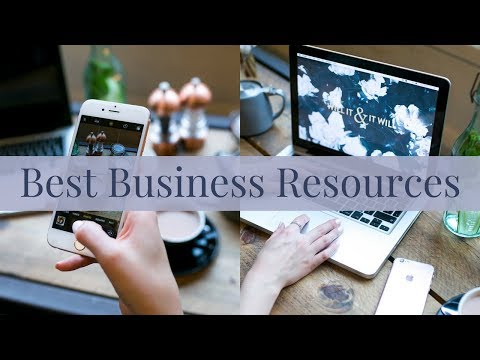 The Best Business Resources for Freelancers & Entrepreneurs | Helpful Resources for Business Owners