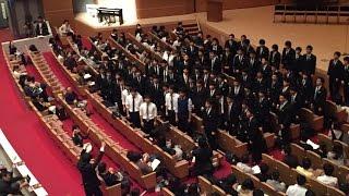 第69回 全日本合唱コンクール全国大会 大学ユース部門 審査結果発表前の歌合戦