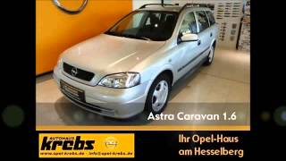 Opel Meriva 1.6 16V INNOVATION von Autohaus Krebs GmbH