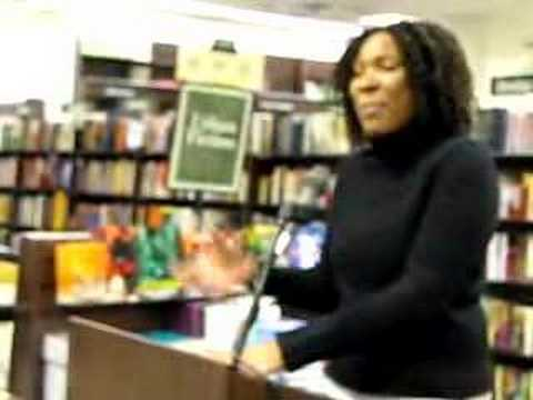 Denise Campbell Barnes & Noble Signing 2_15_07