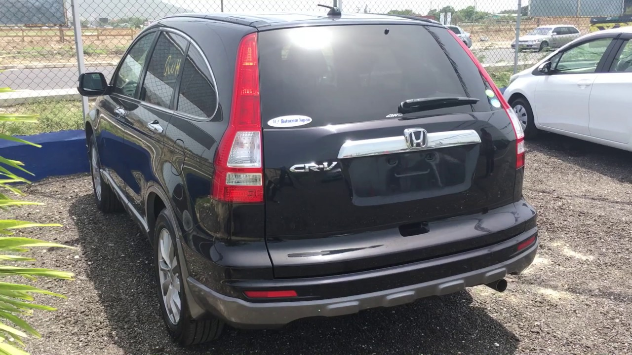 Where To Buy Honda Crv In Kingston Jamaica For Sale Youtube