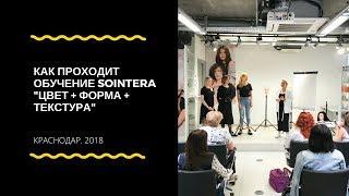 Обучение для паримахеров - SOINTERA. Краснодар 2018
