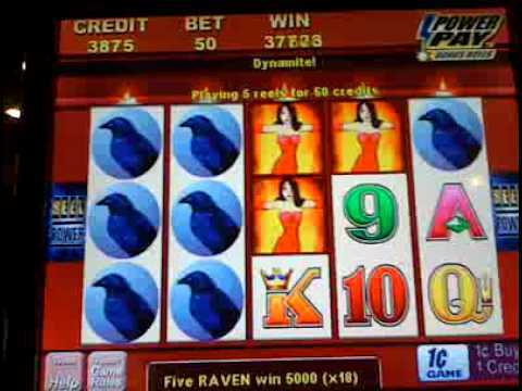 Wicked winnings II slot machine BIG WIN (RAVENS)
