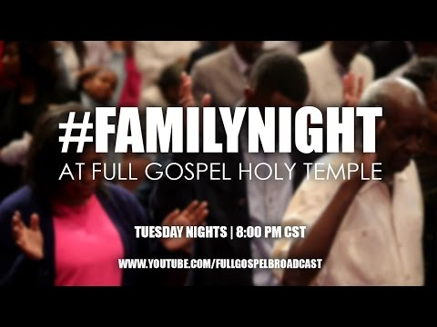 FGHT Dallas: Family Night (April 5)