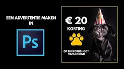 Advertentie maken in Photoshop