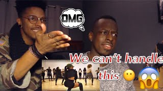 Aliya Janell - When We  Tank  Choreography #QueensNLettos [ REACTION ]