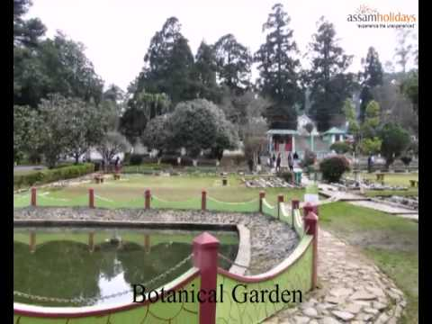 Tourist Attractions in Shillong, Meghalaya