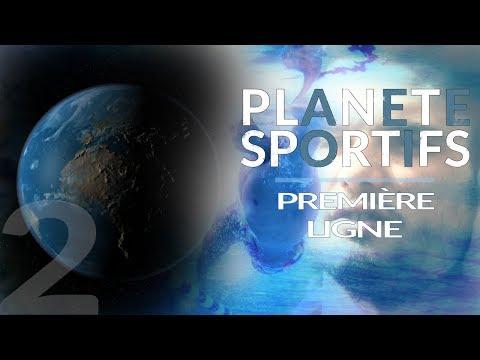 PLANÈTE SPORTIFS N°2 - NATATION - Première ligne