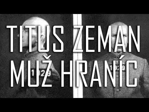 Viera do vrecka Titus Zeman - MUŽ HRANÍC