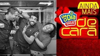 FM O Dia Ainda Mais DE CARA - Tv Globo veta convidado do programa.