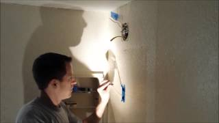 Baixar How to add a light fixture to existing circuit