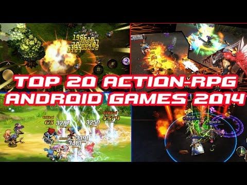 TOP 20 ACTION-RPG android games 2014 | APKno1