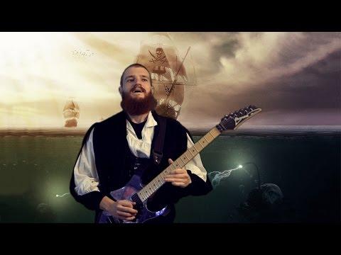 He's a Pirate (Pirates of the Caribbean) | METAL GUITAR REMIX