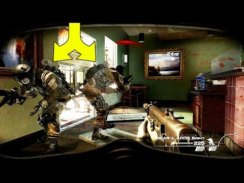 DOUBLE NUT SHOT FTW! (Modern Warfare 3 Let's Play #9)