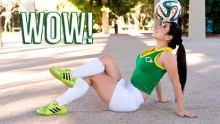 Ultimate Female Freestyle Skills | 1080p HD