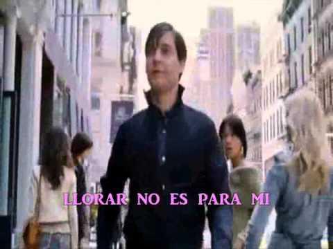 Raindrops Keep Falling on My Head (subtitulada) Peter Parker