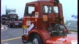 Гонки на грузовиках   1987 - 1988. МАЗ Совтрансавто тракрейсинг.