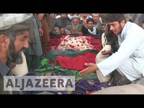 Families seek justice for civilians killed by NATO raid