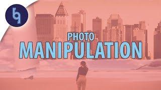 Photoshop Dersleri: Foto Maniplasyon, Photo manipulation