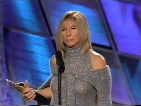 Barbra Streisand Receives Cecil B. DeMille Award - Golden Globes 2000