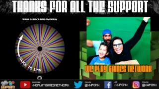 We Play Games Network Live Stream
