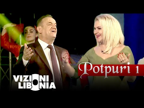 Gezuar 2015: Shyhrete Behluli & Mahmut Ferati (Potpuria 1)