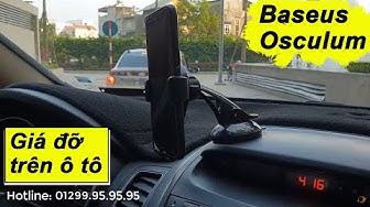 [NEW] Giá đỡ trên ô tô hiệu Baseus Osculum cực kỳ chắc chắn và dễ sử dụng