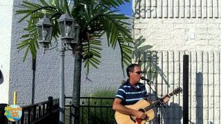 Island Gerry Sings City Of New Orleans @cancun Margarita Bar & Grill - Fxbg  Va
