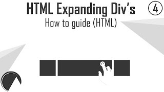 How To Make Expanding Div's In HTML (Simple, And Smooth)