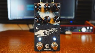 Walrus Audio Arp 87 - 10 fascinating ambient sounds!