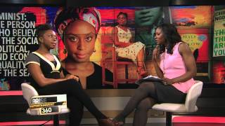Award-Winning Author Chimamanda Ngozi Adichie Part II
