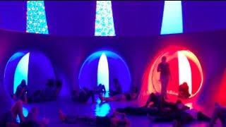 Exxopolis Luminarium At Ucsb Lagoon 2013
