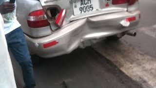 Mansa accident
