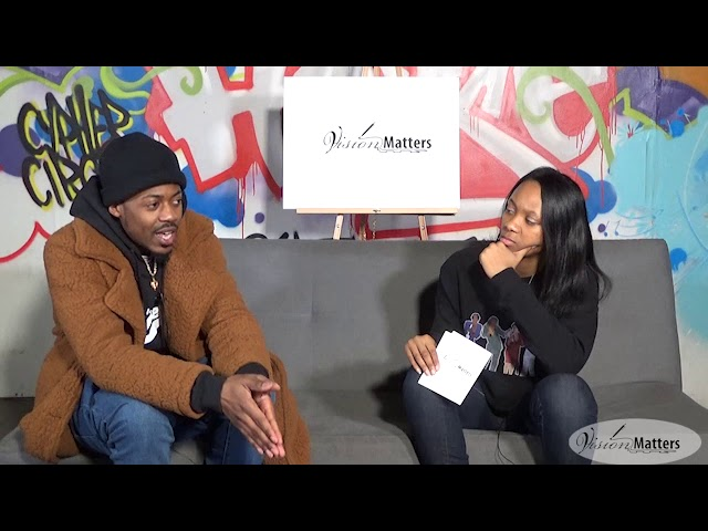 Importance of Being Authentic and Finding Your Niche w/Lester London| Vision Matters