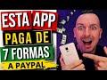 7 Formas de Ganar Dinero para PayPal con esta Nueva App, Viendo Vídeos