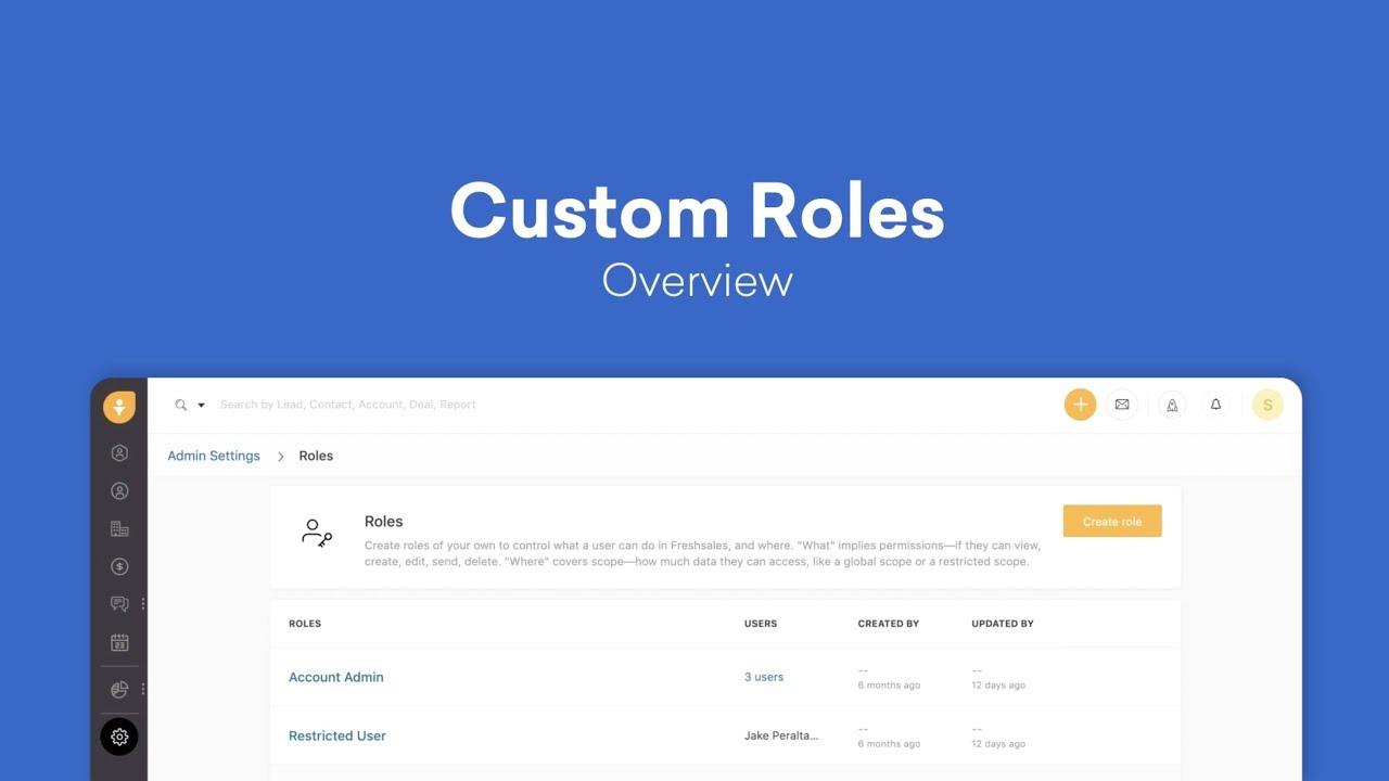 Custom Roles