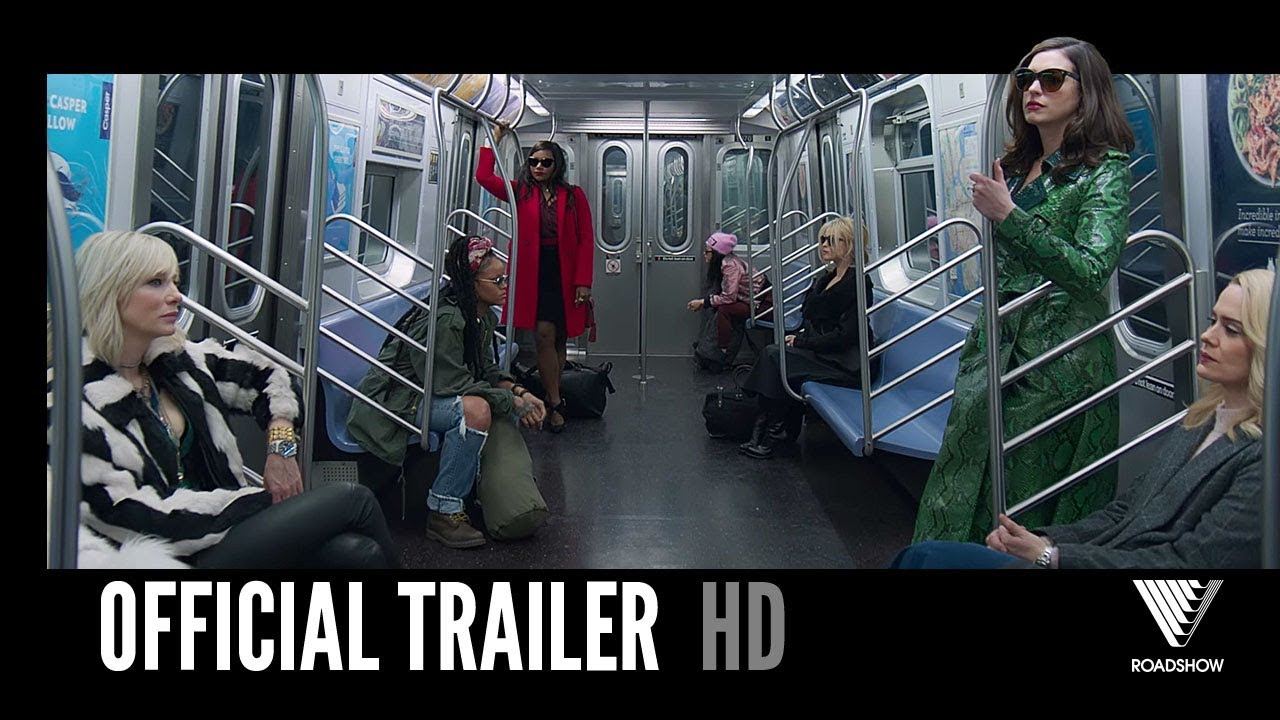 OCEAN'S 8 | Official Main Trailer | 2018 [HD]