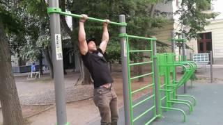 BeStrong Kondipark - Oktató videó 2. rész - húzódzkodás alapjai