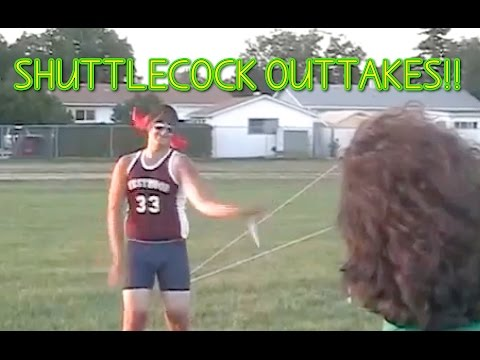 Shuttlecock outtakes