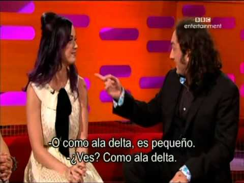 Download Youtube: The Graham Norton Show(Ross Noble, Katy Perry & Cheryl Cole)part5-subtitulado