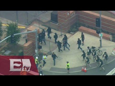 ÚLTIMA HORA: Tiroteo en Universidad de Los Ángeles / Atalo Mata