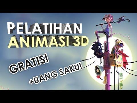 pelatihan-animasi-3d-gratis!!-makan-&-uang-jajan-|-blender-3d