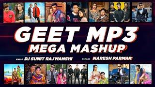 Geet MP3 Mega Mashup - Jass Manak X Karan Randhawa X Guri   DJ Sumit Rajwanshi   SR Music Official