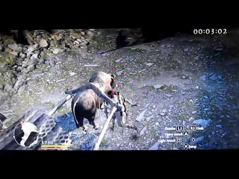 Dragon's Dogma: Dark Arisen NG+ speedrun 16:04 ingame clock