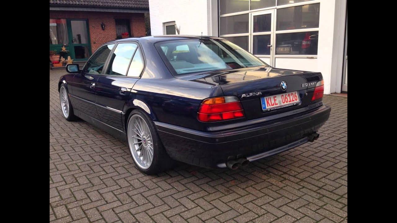 BMW Alpina B Nr E HerrmannAutomobilhandel Geldern YouTube - Bmw alpina e38