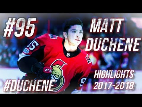 MATT DUCHENE HIGHLIGHTS 17-18 [HD]