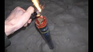 В Нижнекамске 4 человека оштрафованы за запуск фейерверков