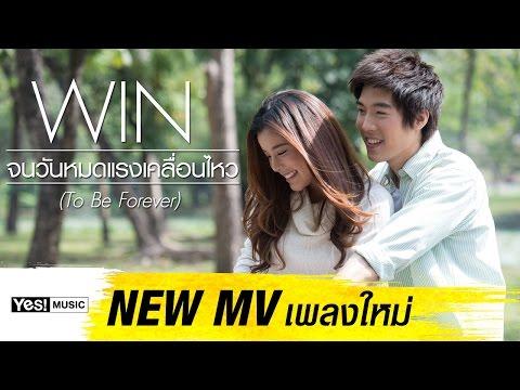 จนวันหมดแรงเคลื่อนไหว (To Be Forever) : Win Yes! Music   Official MV